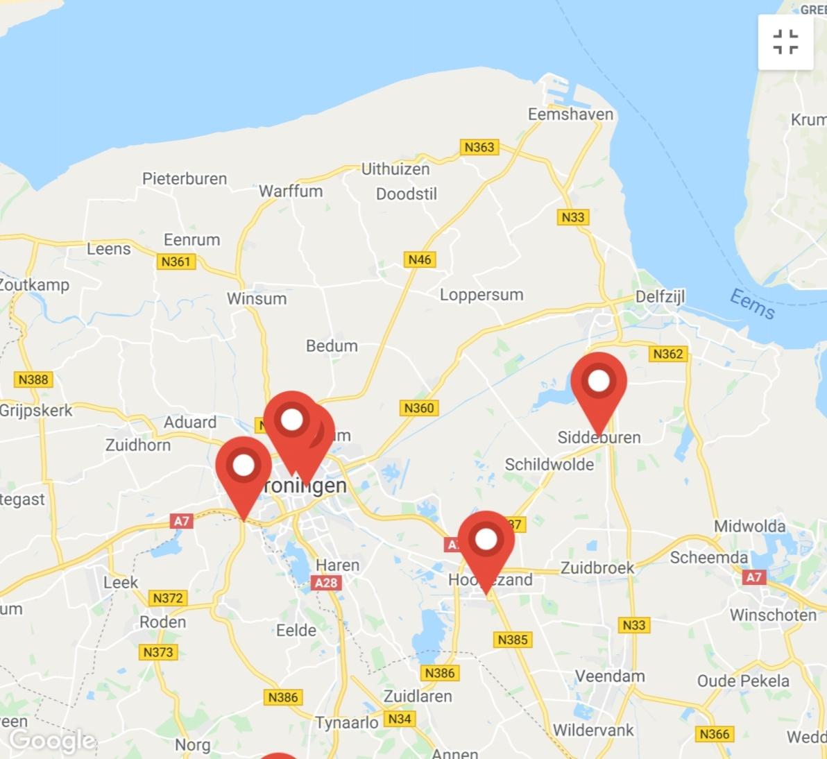 Corona testlocaties Groningen - coronatest-hoogezand.com
